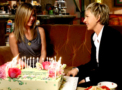 Jennifer Anistons birthday